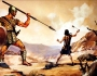 Would it be wrong to ask to be like Goliath? – Burning Bush Boy